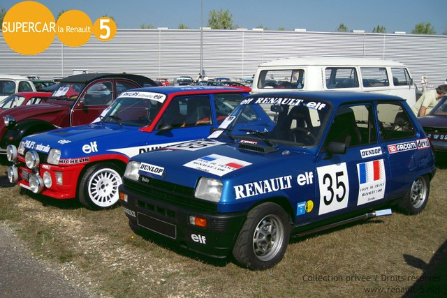 Flickriver cbilleque 39 s photos tagged with alpine - Renault 5 alpine turbo coupe ...