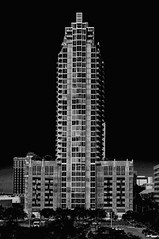 Element, 808 North Franklin Street, Tampa, Florida, USA / Architect: Rule Joy Trammell + Rubio / Completed: 2009 / Architectural style: Postmodernism