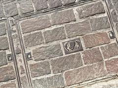 Rethymnon manhole cover