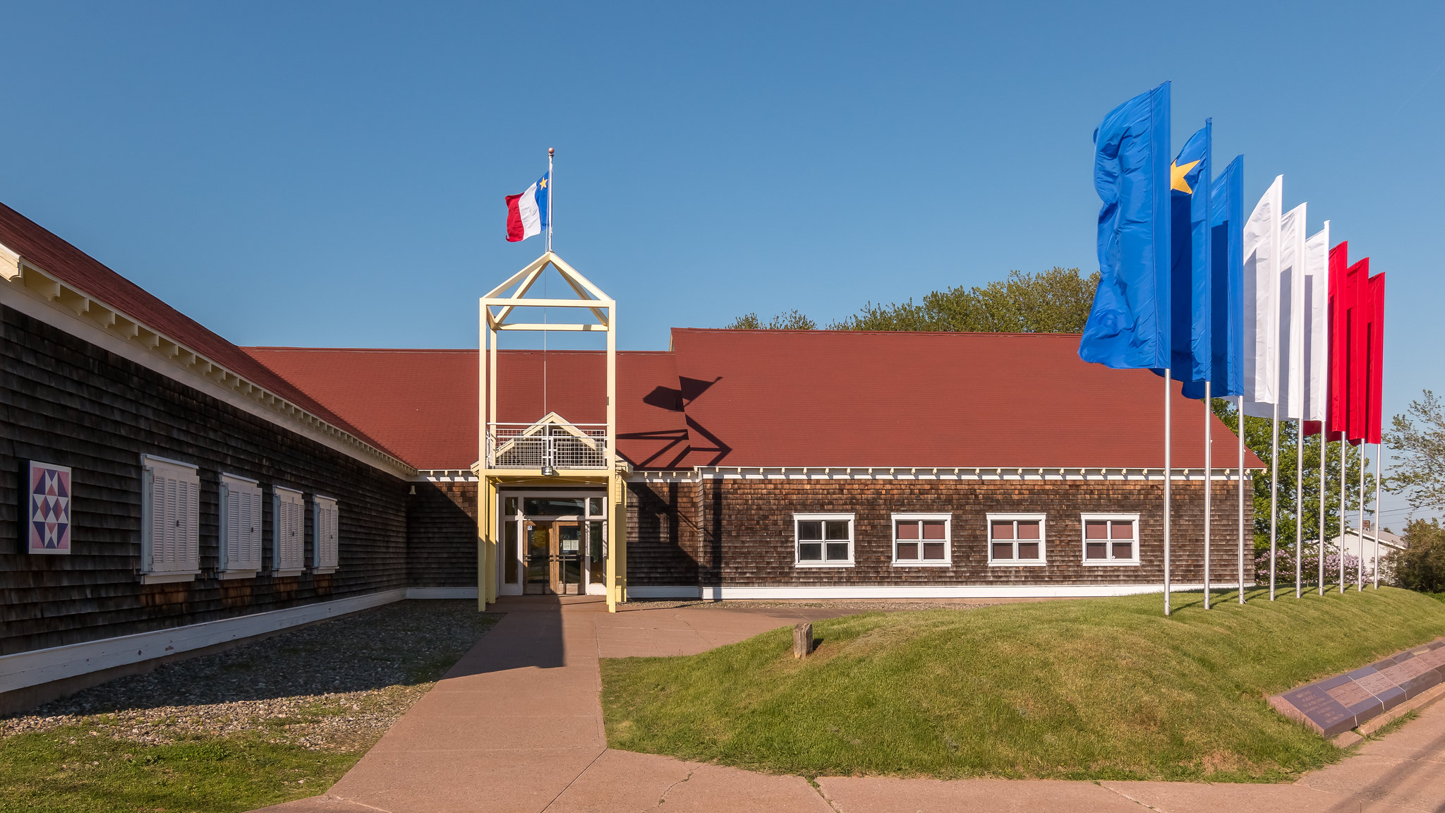 Musée Acadien - Isle du Prince Édouard- [Canada]