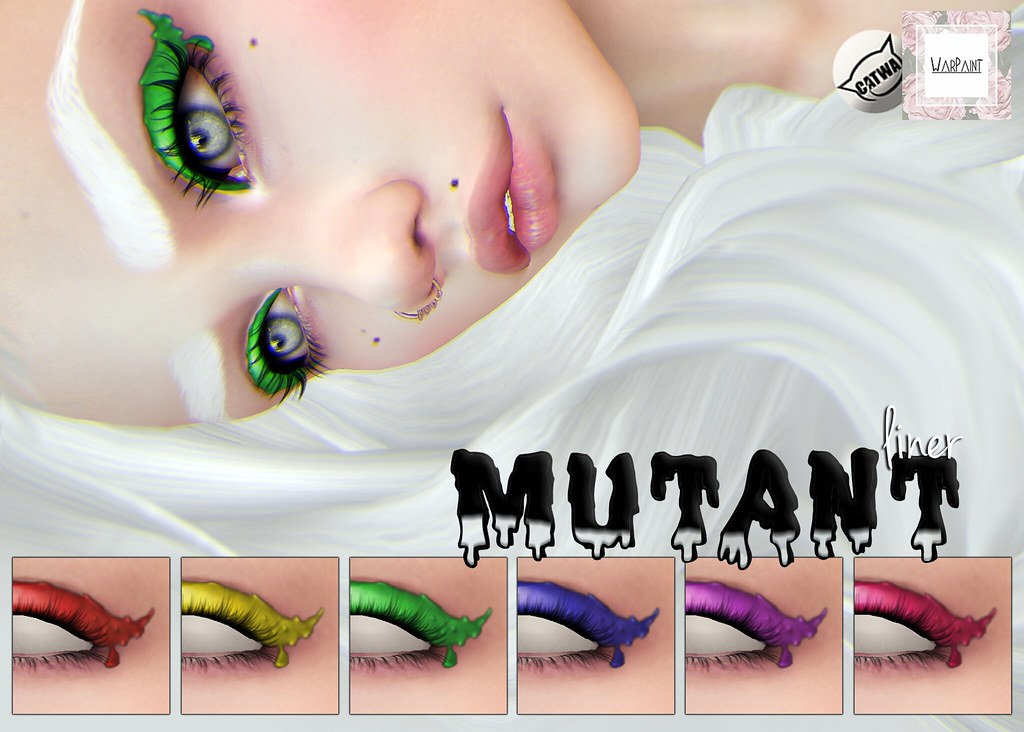 WarPaint* @ Pandora's box June - Mutant liner - SecondLifeHub.com