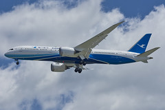 B7838 - Xiamin Airlines - Boeing 787-9