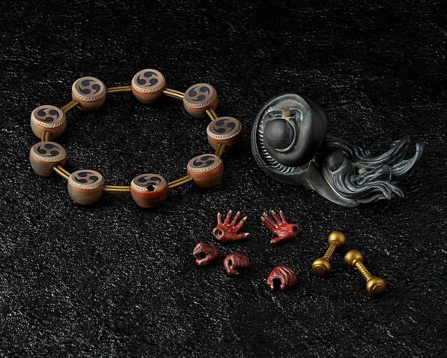 海洋堂《タケヤ式自在置物》「赤の雷神」再次降臨!!【KT Project】タケヤ式自在置物 雷神 赤