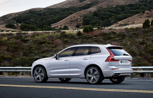 2018 Volvo XC60: The Urban Automotive Experience