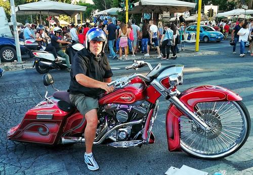 Harley Davidson un mito intramontabile