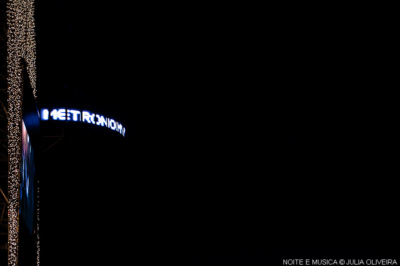 Metronomy - NOS Primavera Sound '17