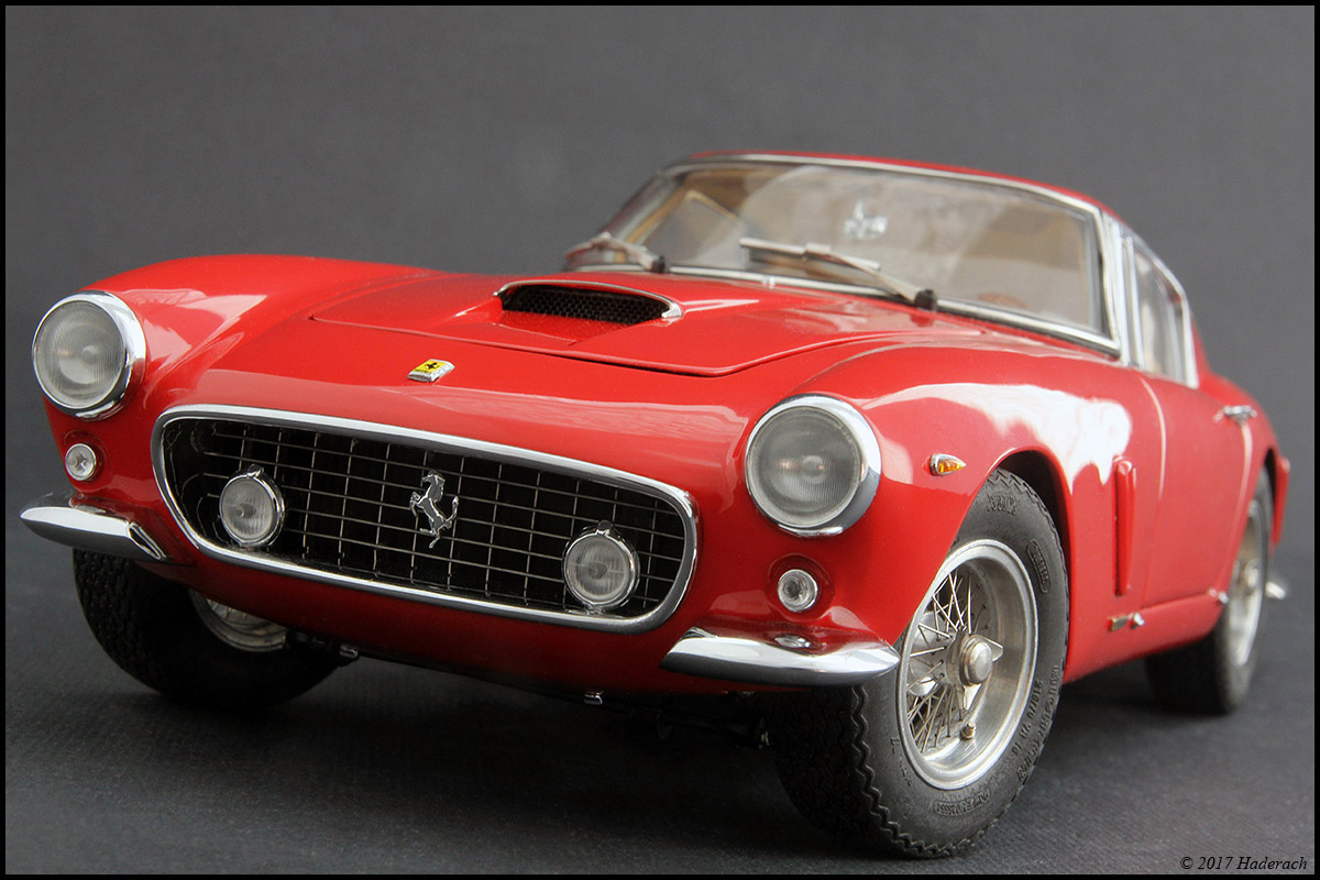 1 18 1961 ferrari 250 gt berlinetta swb cmc dx classic vintage. Black Bedroom Furniture Sets. Home Design Ideas
