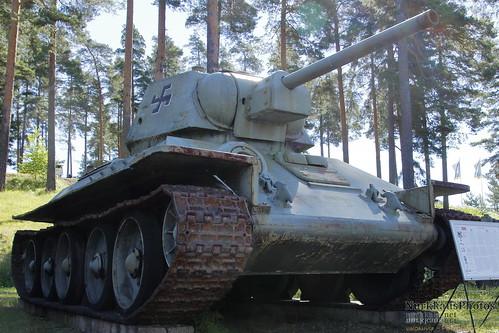 panssarimuseo parola finland armourmuseum t34 mediumtank keskiraskastankki panssarivaunu
