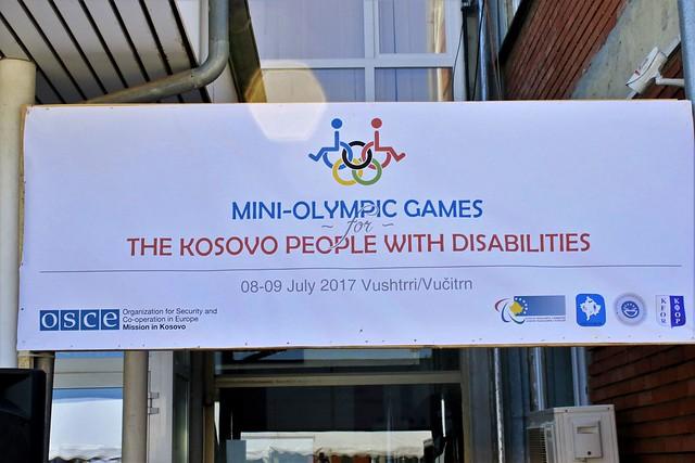 Mini Olympics 2017