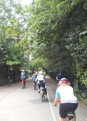 London Parks Ride 25a