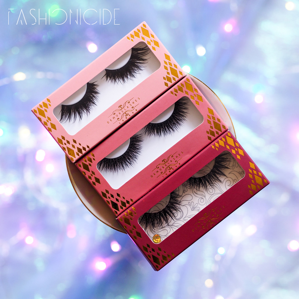 Demure Lashes Glass Ceiling Collection