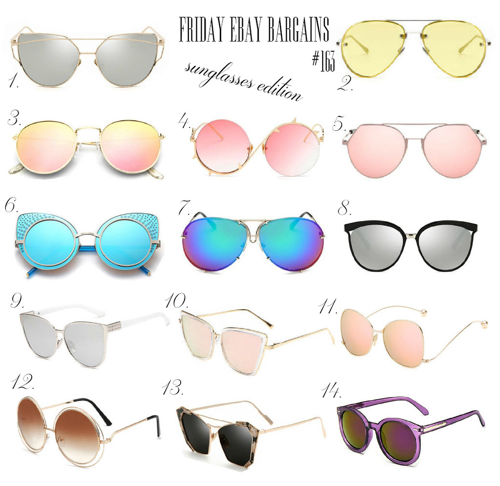 Ebay sunglasses under 10 dollars