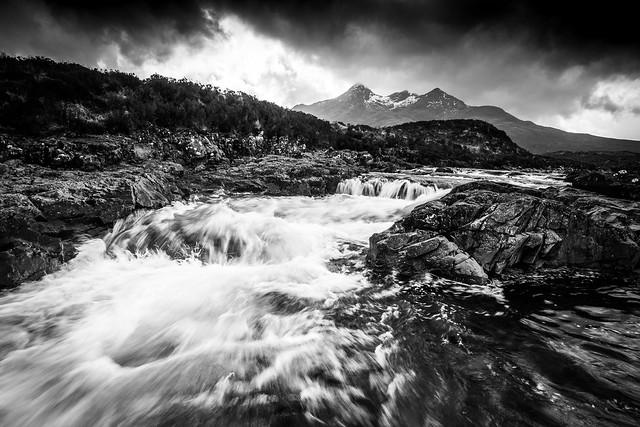 Stormy Scottish Skies