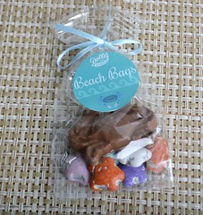 Milk Chocolate Crab bag