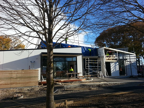 ōWhatarau: Bishopdale Library and Community Centre