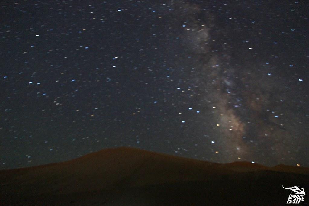 敦煌-鳴沙山月牙泉-沙漠露營-08