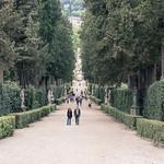 Gardens at Boboli