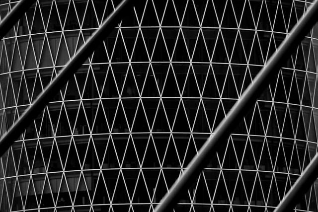 steel ropes reloaded in b&w
