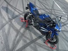 Yamaha YZF-R1 1000 2007 - 11