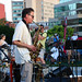 Jazz In June Tuesday, June 13  Bill Wimmer's Project Omaha featuring Victor Lewis  Photos by Harley Laratta All Rights Reserved