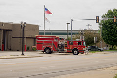 East Peoria FD Engine 1