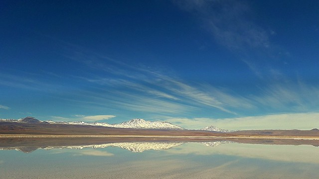 Laguna Saladita, Peine, Atacama
