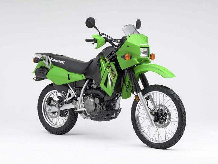 Kawasaki KLR 650 2002 - 5