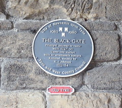 Photo of Black plaque number 11796