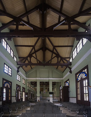 Interiores de la Estaci�n Central Marta Abreu en la Plaza de los M�rtires