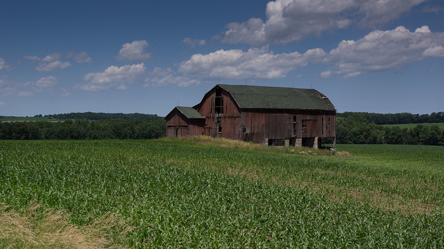 Upstate New York Barn