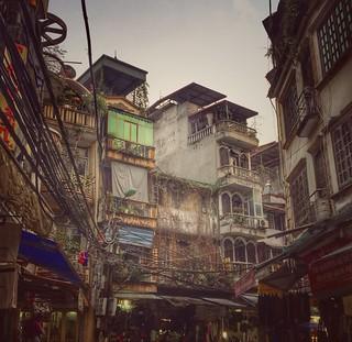 Siem Reap side street
