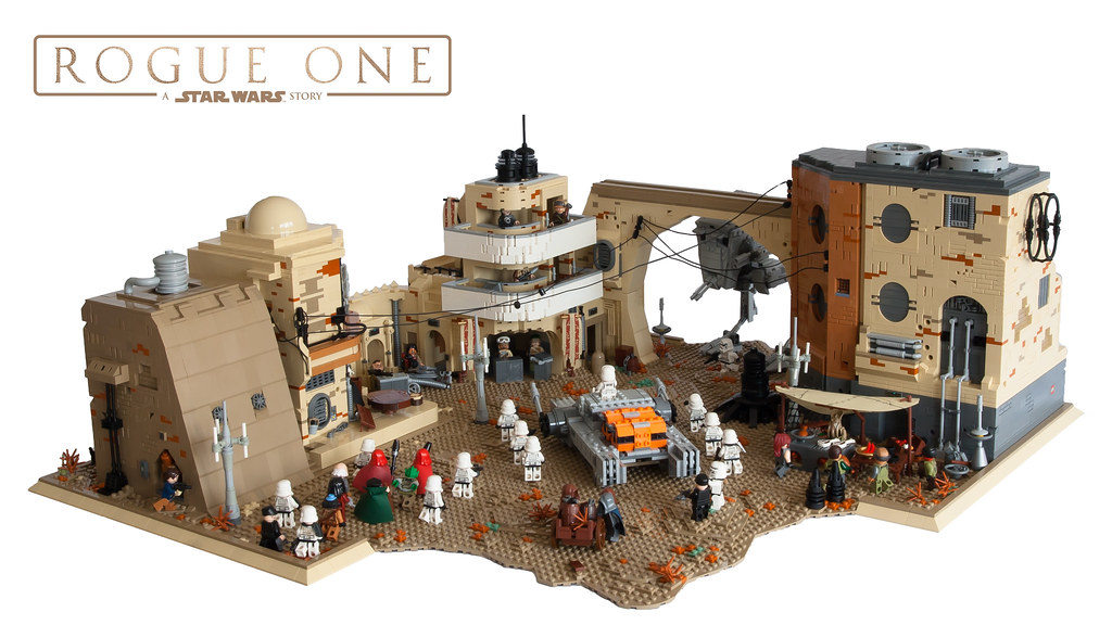 Jedha - Ambush On Tythoni Square