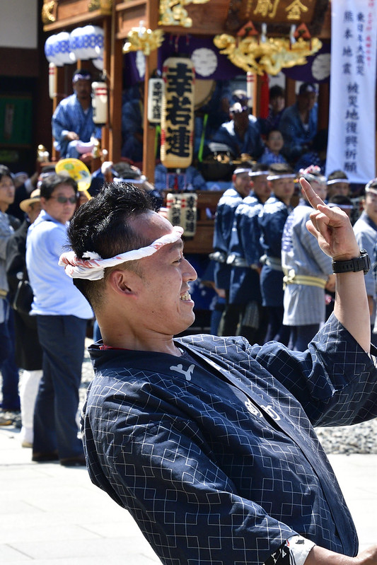 成田祗園祭2017 1日目
