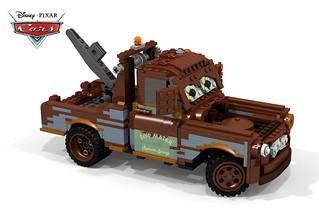 Disney Pixar Cars - Mater (Redo)