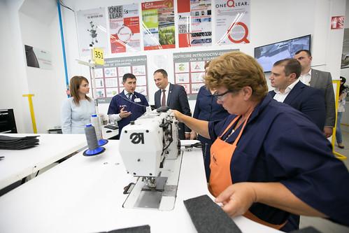 11.07.2017 Vizita președintelui Parlamentului Andrian Candu în raionul Ungheni