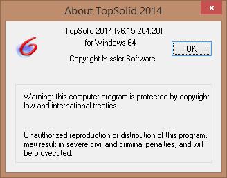 TopSolid 2014 x86 x64 full license