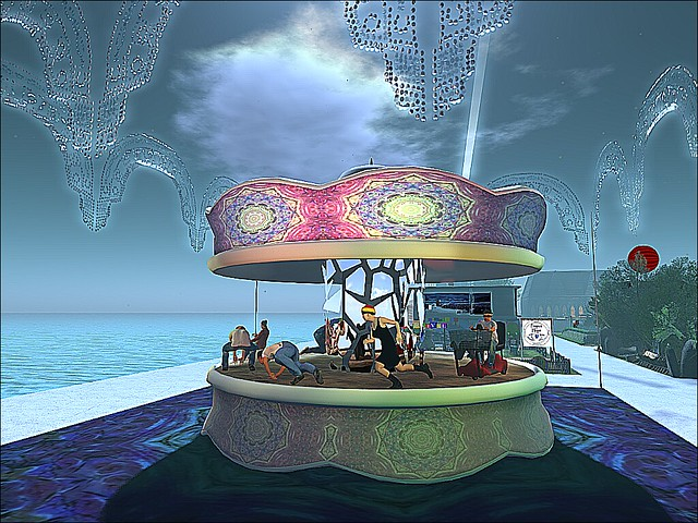 SL14B Beguile - A Human Carousel