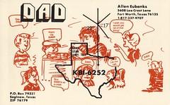 Dad - Fort Worth, Texas