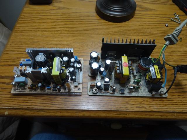 Original PSU vs. Replacement, Sony DSC-HX50V