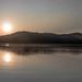 SUNRISE ON LAKE by SAM FIRESTONE