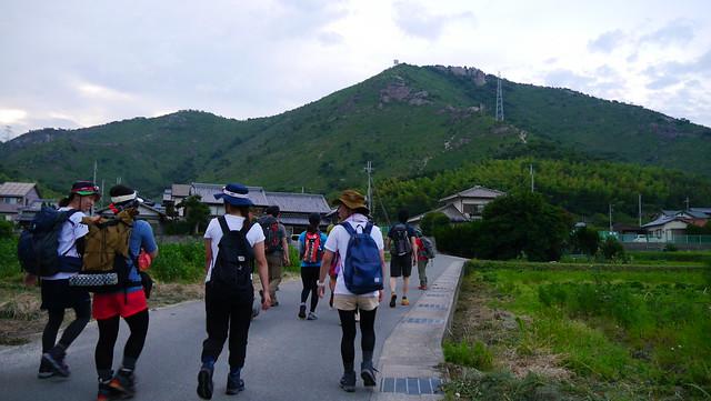 高御位山ナイトハイク (2)