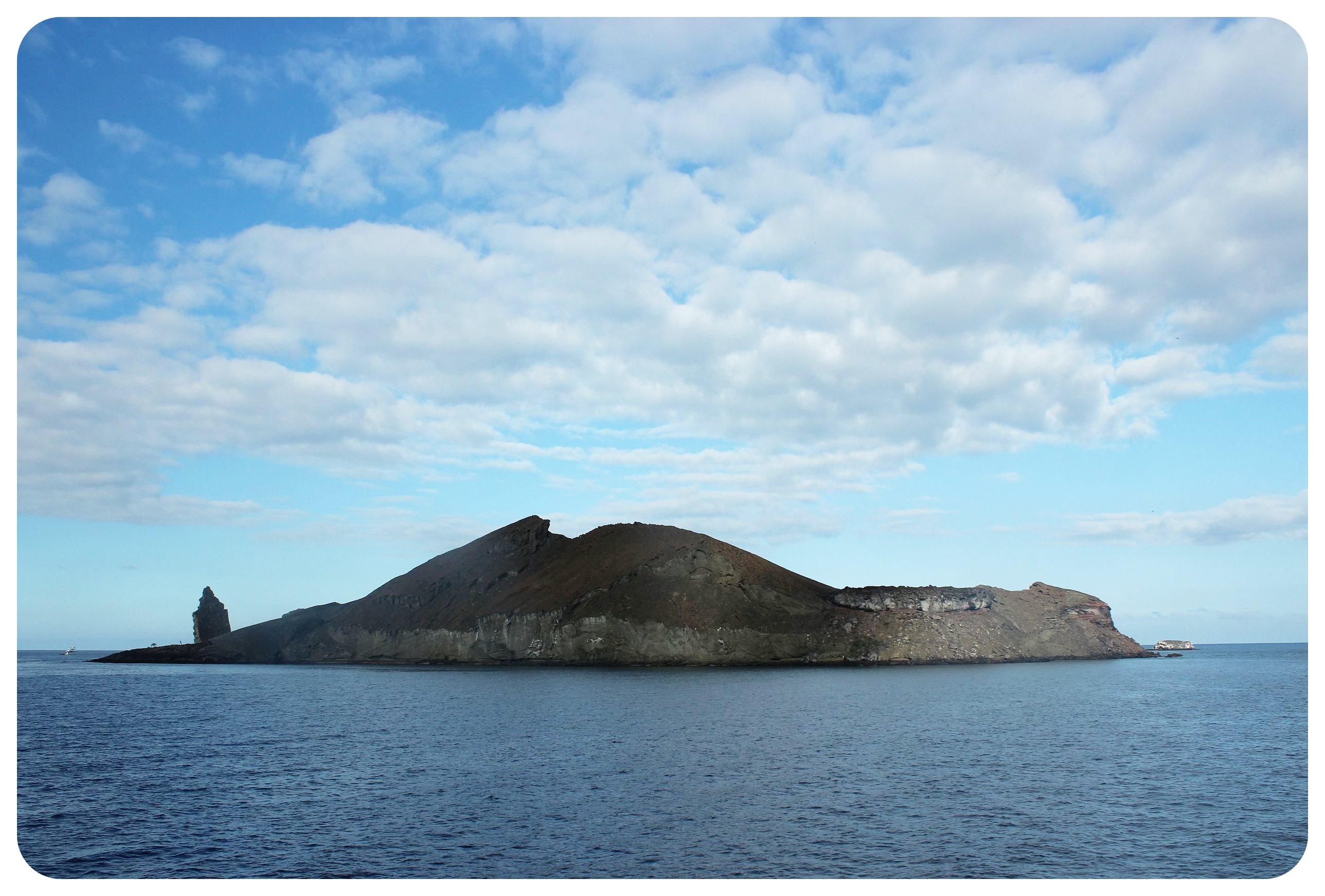galapagos island rock