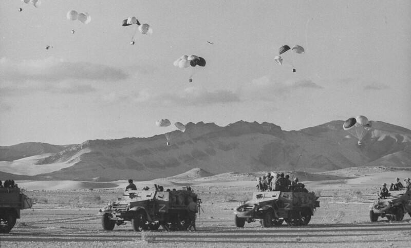 M3-halftrack-supplies-dropped-sinai-1967-ap-1