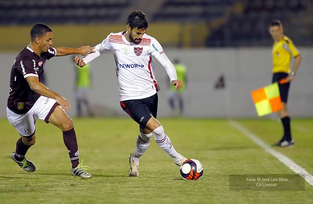 2017- 07- 11 COPA PAULISTA DE 2017: Após jogo de Araraquara, Linense retoma trabalhos para jogo contra o Velo Clube