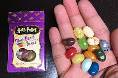 London - Foodie Harry Potter Bertie Botts Beans
