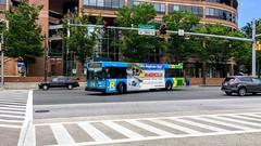 Montgomery County Transit Ride On 2013 Gillig Low Floor Advantage Diesel #5769