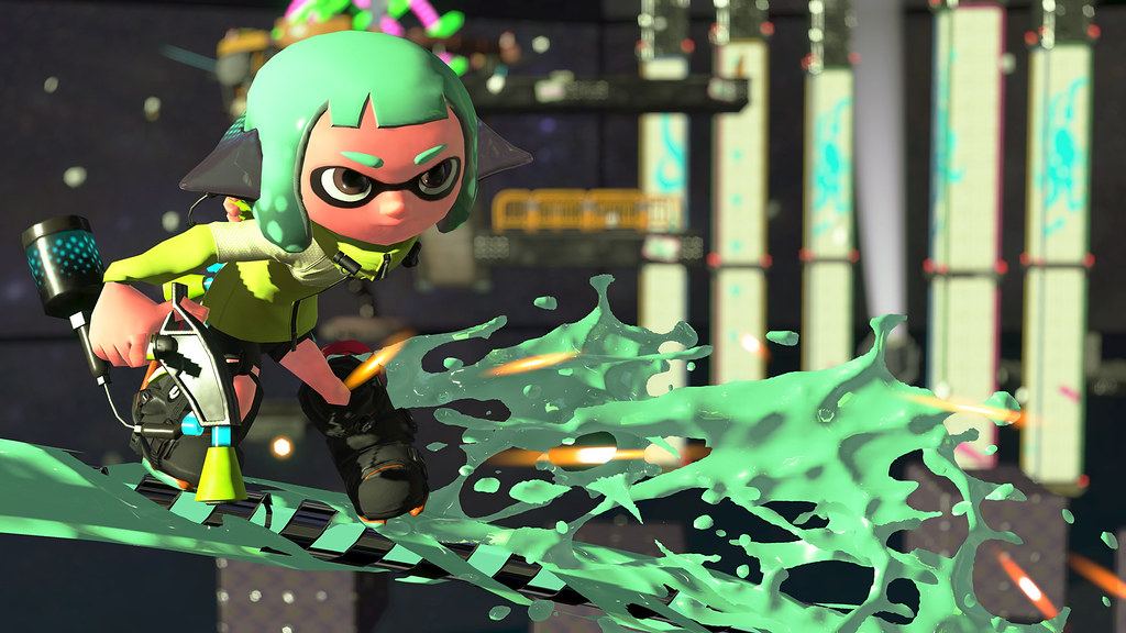 Splatoon 2 Direct Unleashes A Load Of New Details