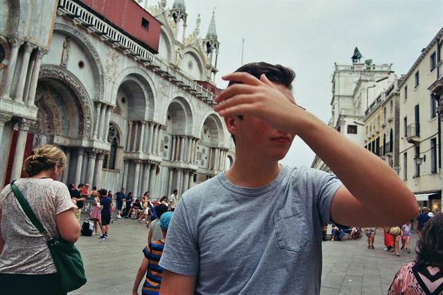 Distraction/Piazza San Marco, Venezia