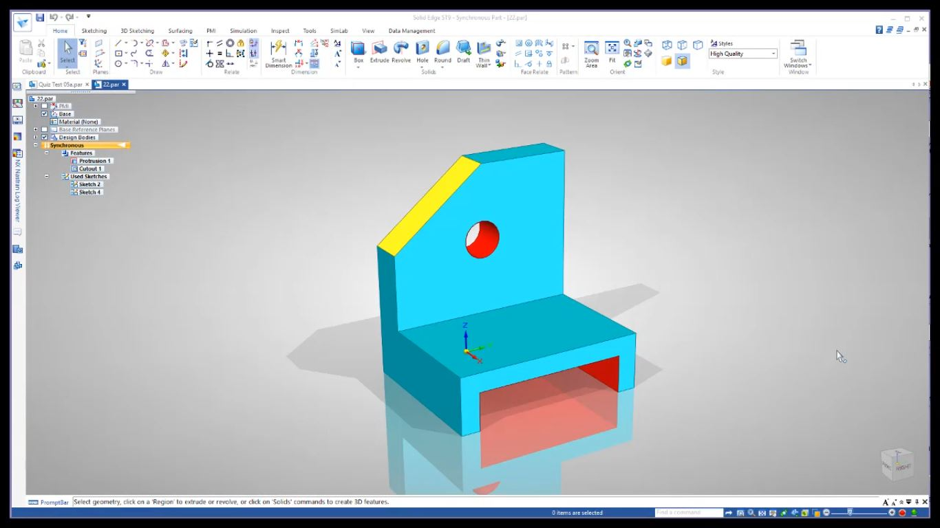 videos SIEMENS Solid Edge Certification for Students