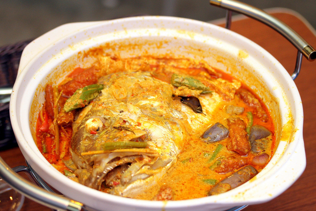 Fish Head Curries: Yu Cun Fish Head Curry